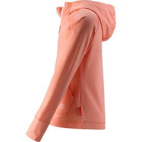 Reima Ruori Veste à capuche Fille, coral pink